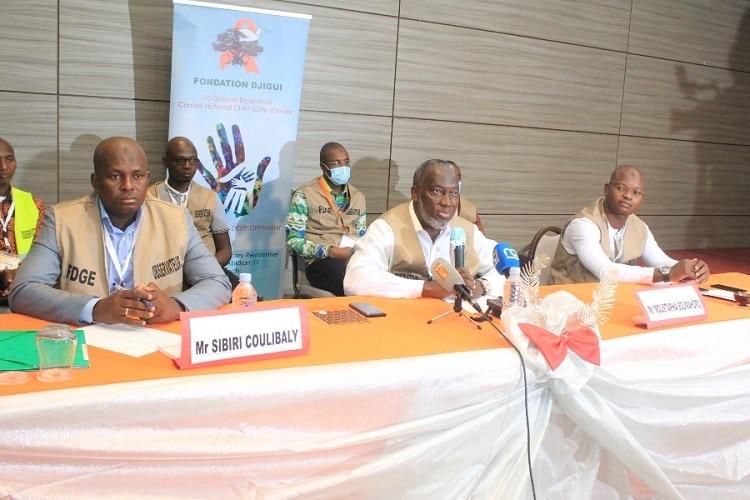 la Fondation Djigui juge le scrutin satisfaisant en dépit d'incidents