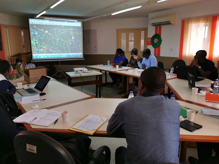 renforcement des capacités à Abidjan de 120 personnes dont 14 Guinéens