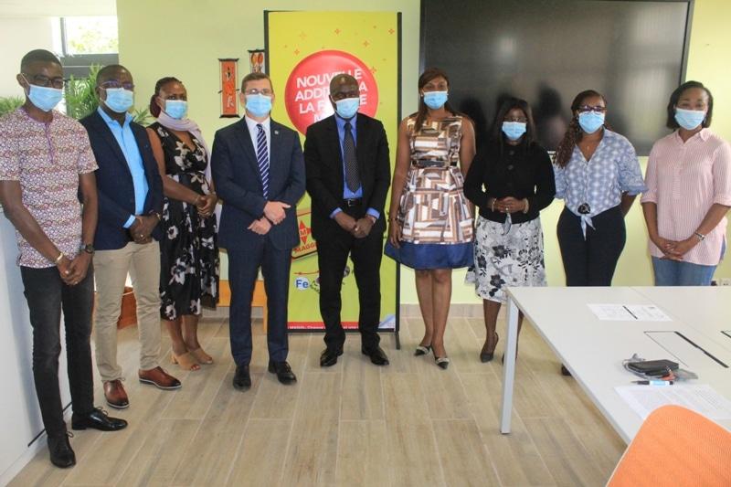 Signature d'un accord pour réduire l'hypertension artérielle en Côte d'Ivoire