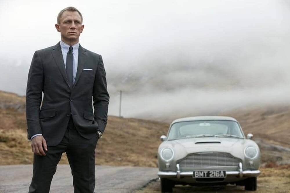 Un site internet cherche un volontaire prêt à regarder tous les James Bond en 30 jours pour 800 €