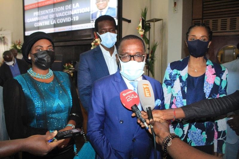 le variant anglais détecté en Côte d'Ivoire