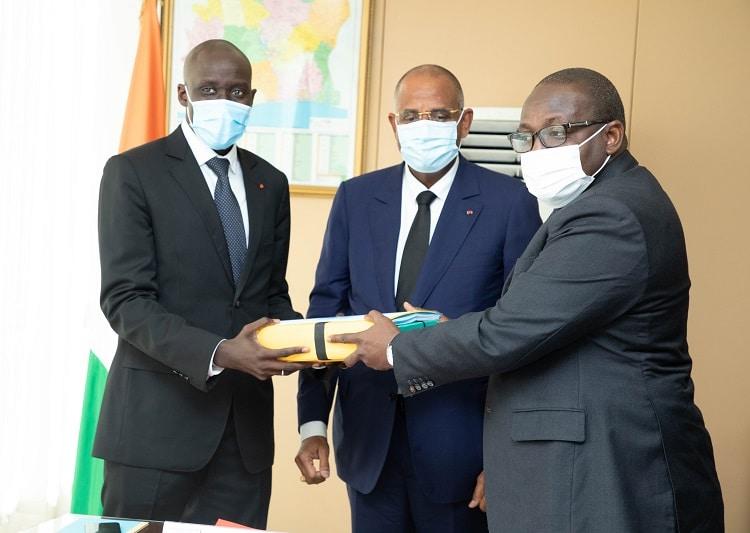 Abdourahmane Cissé prend fonction à la tête du Secrétariat général de la présidence