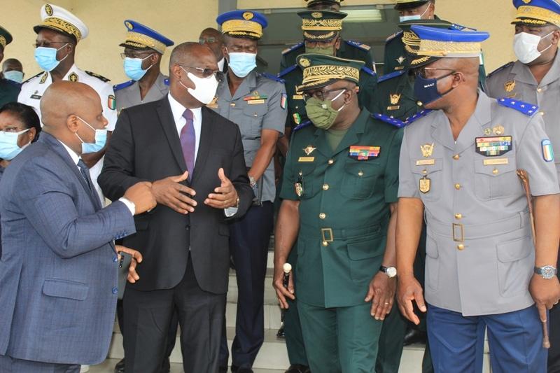 Birahima Ouattara s'engage à lutter contre les bandes terroristes
