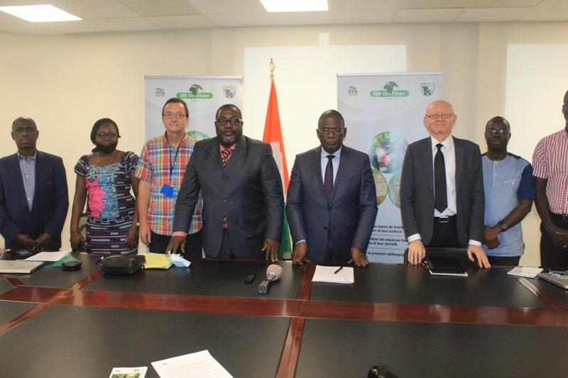 La Côte d'Ivoire réalise un inventaire forestier de 4,5 milliards Fcfa