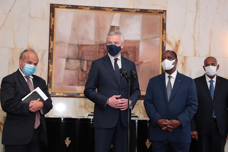 La France impressionnée par la méthode Ouattara pour réconcilier les ivoiriens