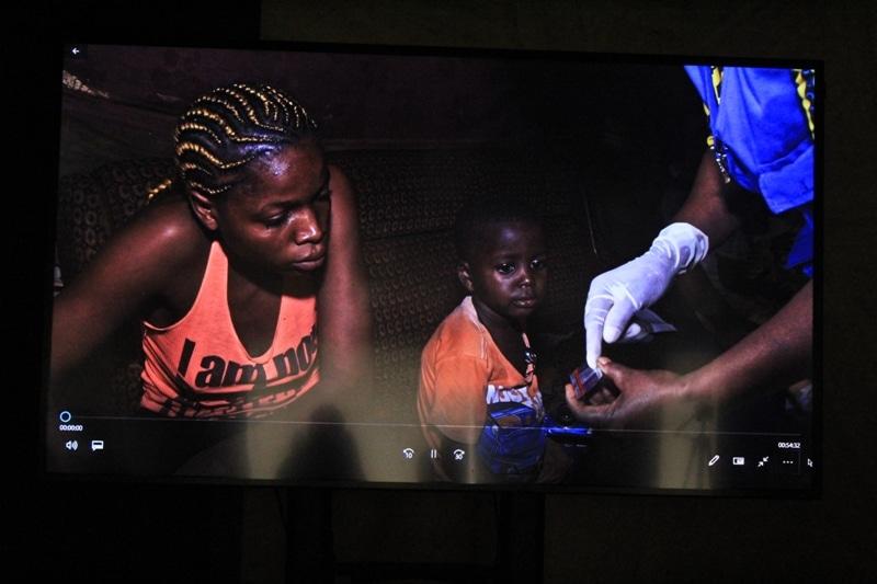 Lancement à Abidjan d'un film documentaire sur le paludisme en Afrique