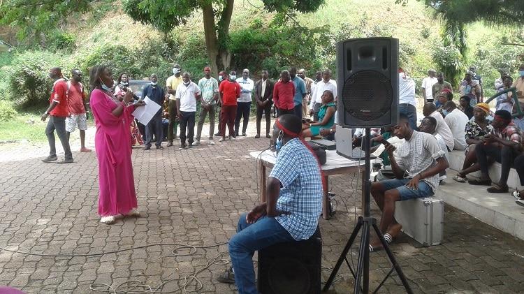 Les agents du journal public ivoirien menacent d'entrer en grève mercredi
