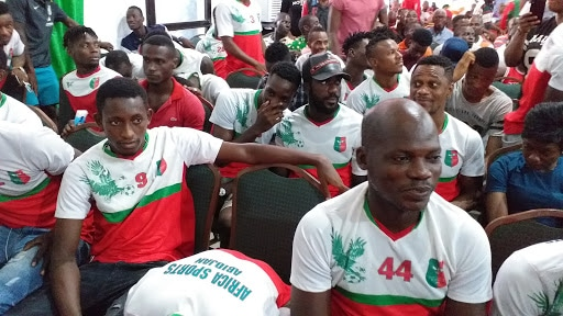 Les supporters de l'Africa Sports d'Abidjan interdits d'accès aux stades