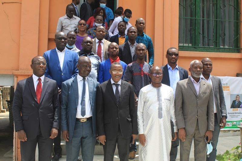 Plus de 120 millions Fcfa pour les activités 2021 de la Maison de la presse d'Abidjan