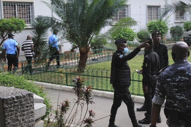 Poursuite à Abidjan du procès de l'ex-chef milicien Amadé Ouérémi