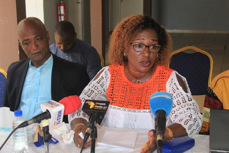 Pulcherie Gbalet appelle à une véritable réconciliation après sa libération provisoire