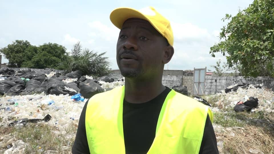 Une ONG engagée à faire de la transformation des déchets plastiques un métier vert