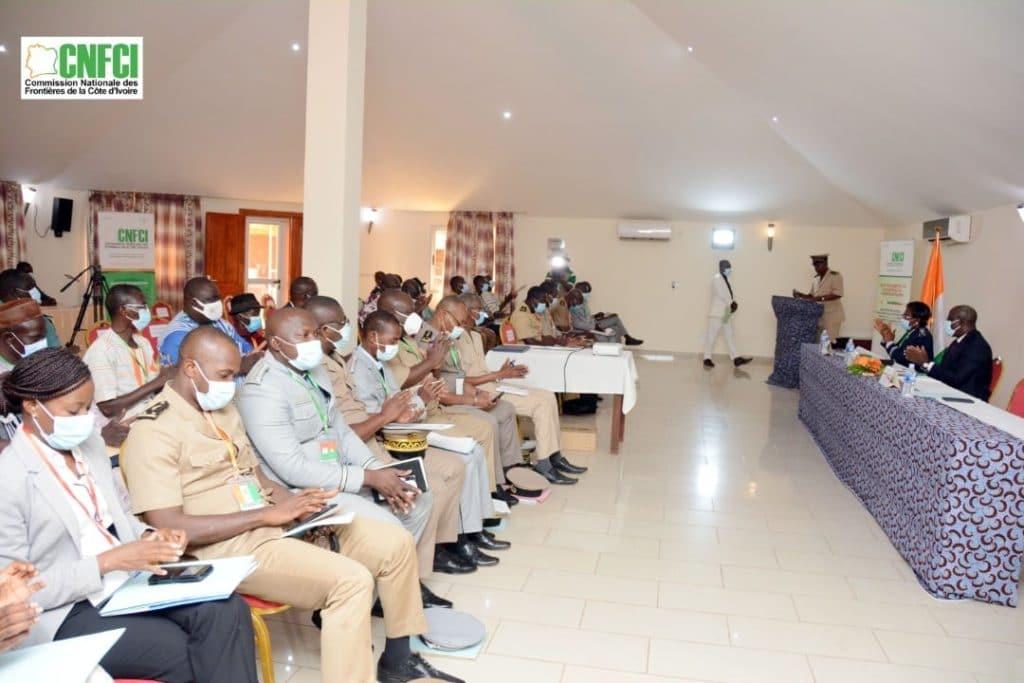 Vers un cadre de coopération transfrontalier Côte d'IvoireBurkina