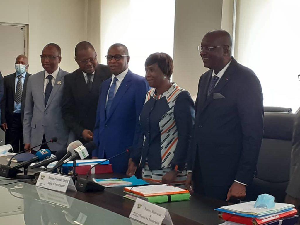 le ministre Adama Kamara veut garantir des emplois décents et durables