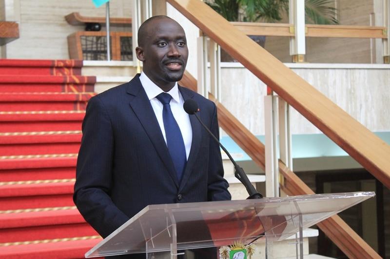ministre-secrétaire général de la présidence, Abdourahmane Cissé