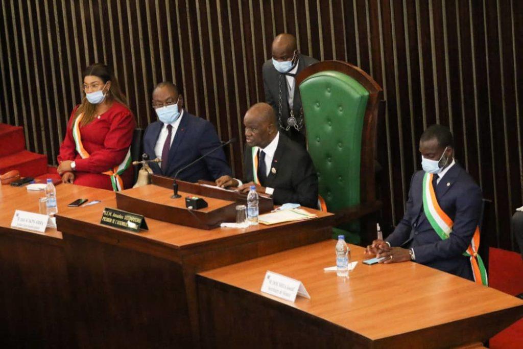 soumahoro- Assemblée nationale