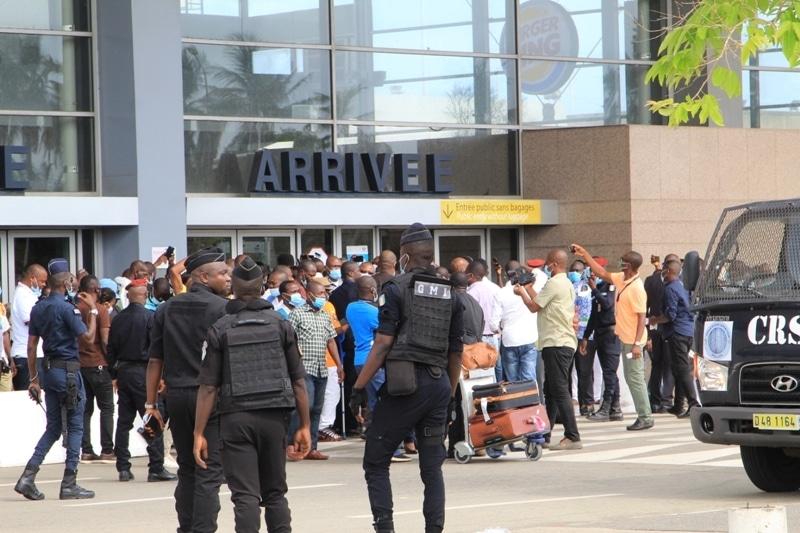 Arrivée à Abidjan de 6 pro-Gbagbo dont son porte-parole 2
