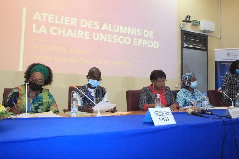 Création à Abidjan d'un réseau des alumnis en ingénierie du Genre