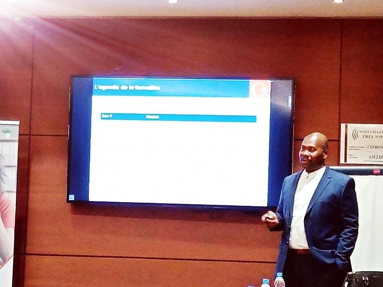 Des dirigeants d'entreprises formés à Abidjan sur le management de la qualité