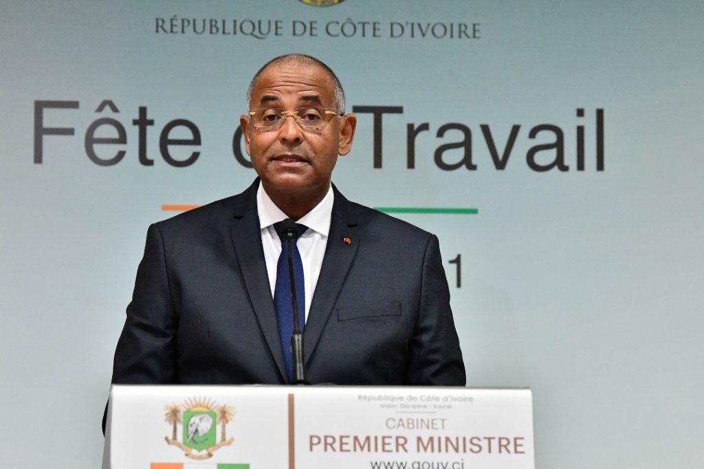 Fête du travail 800 millions FCFA aux syndicats actifs en Côte d'Ivoire