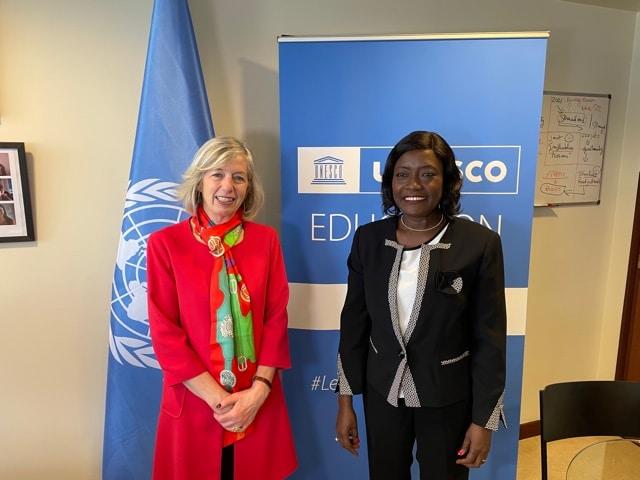 L'Unesco s'engage à soutenir les états généraux de l'éducation en Côte d'Ivoire