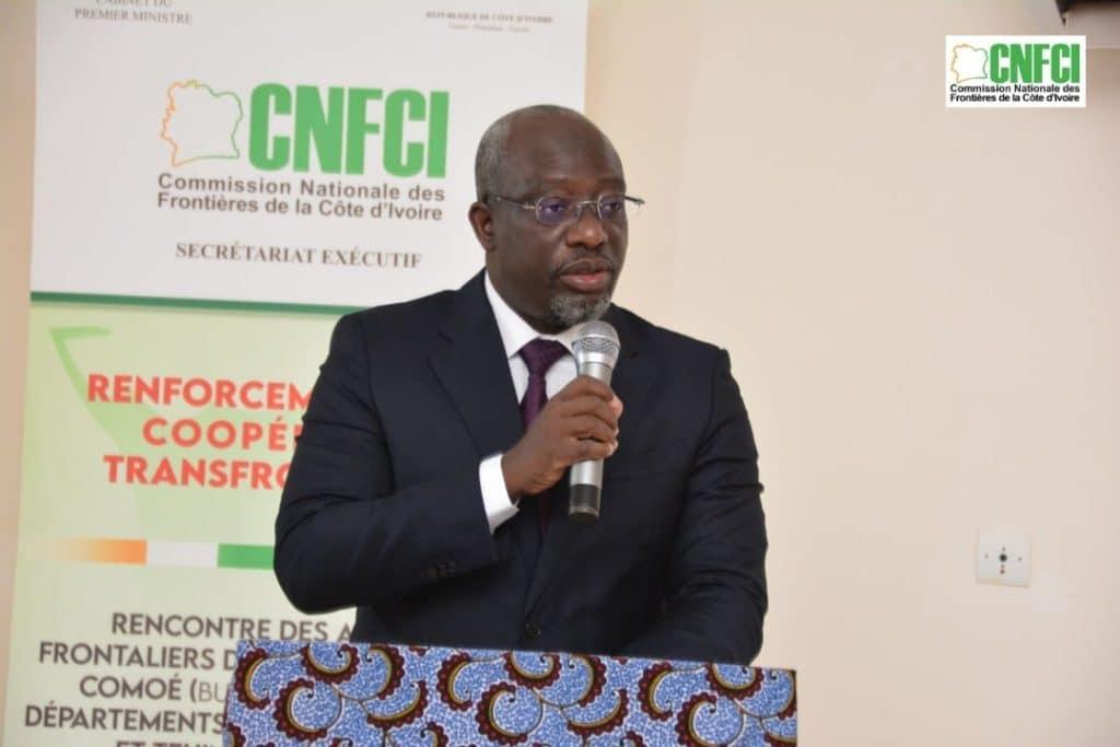 La Côte d'Ivoire lance des réflexions autour d'une gestion intégrée de ses frontières jeudi