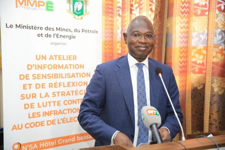 La fraude sur l'électricité fait perdre 40 milliards FCFA à la Côte d'Ivoire