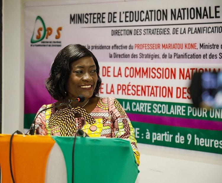 La population scolaire de la Côte d'Ivoire estimée à 6,7 millions d'élèves en 2021