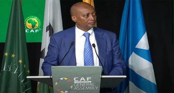 Le président de la CAF en visite en Côte d'Ivoire, en Sierra Leone et au Libéria