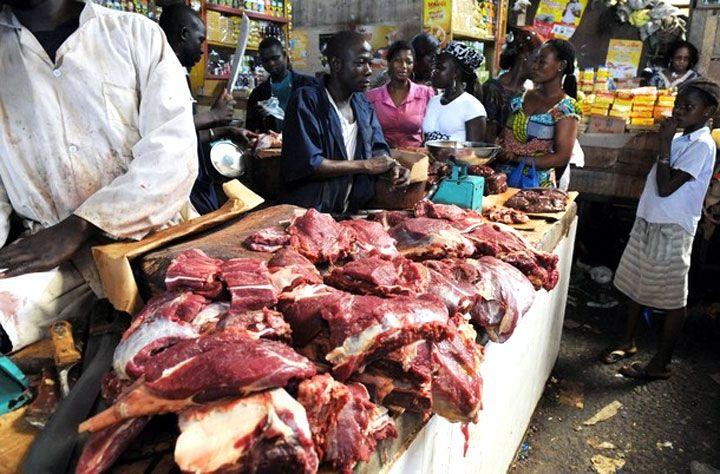 Les prix de la viande de bœuf à Abidjan plafonnés