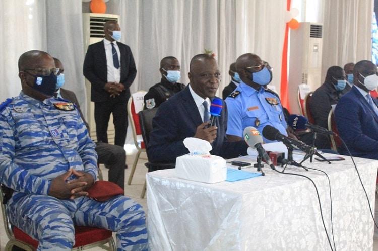Sécurité routière la vidéo-verbalisation sera lancée en Côte d'Ivoire le 1er août 2021