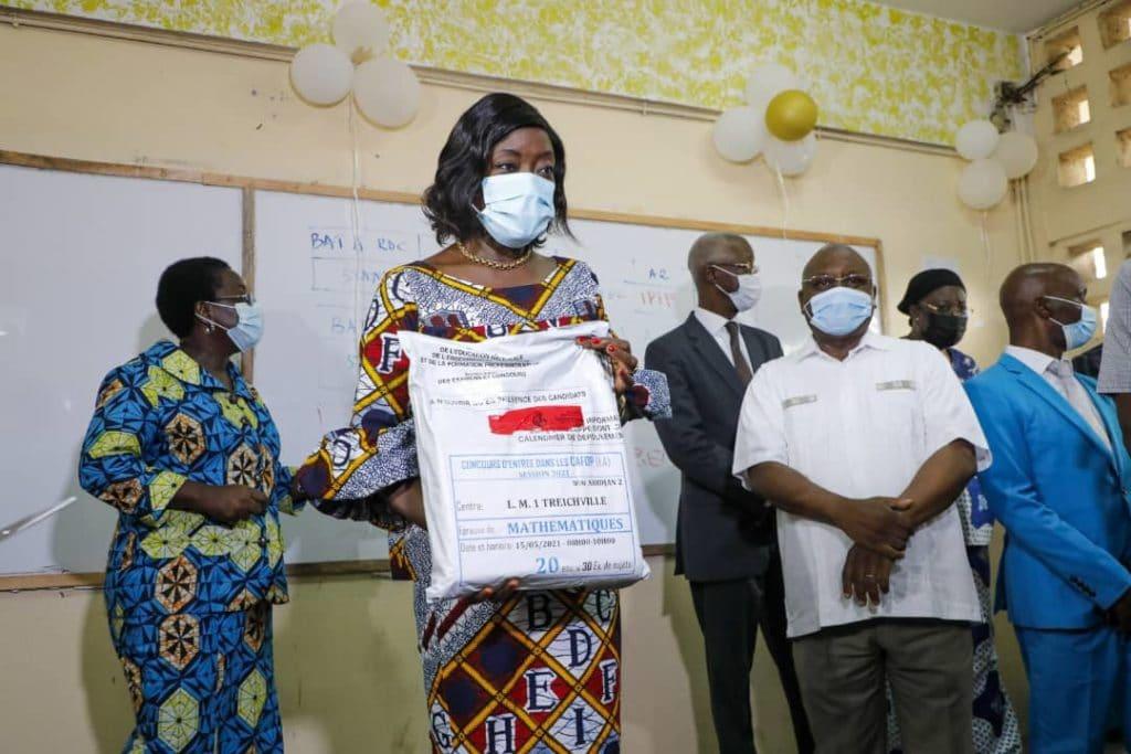 démarrage du concours du CAFOP 2021 avec 55 000 candidats