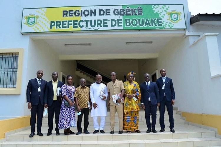 une plate-forme de dialogue public-privé bientôt installée à Bouaké
