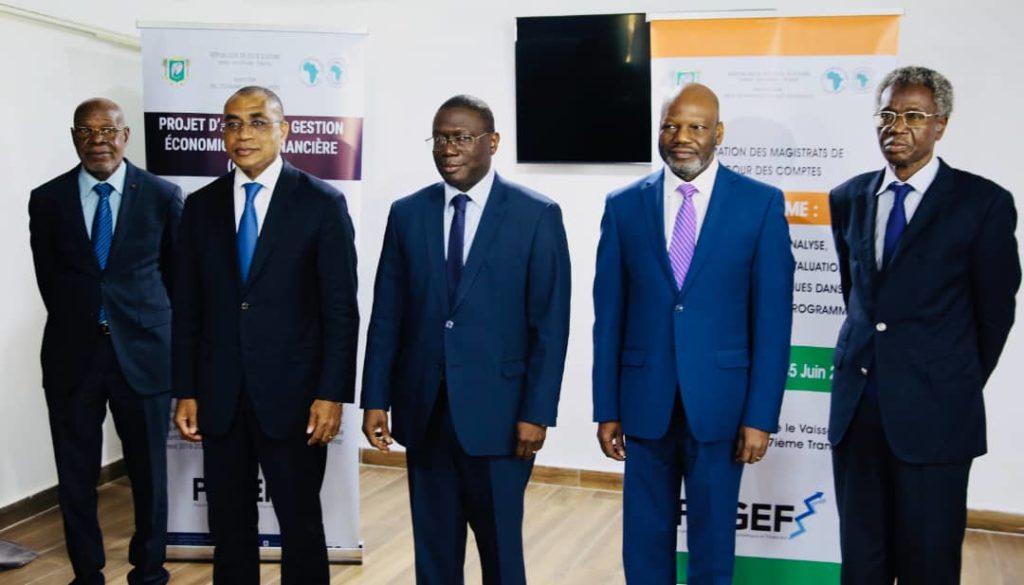 40 magistrats formés sur le budget-programme ivoirien