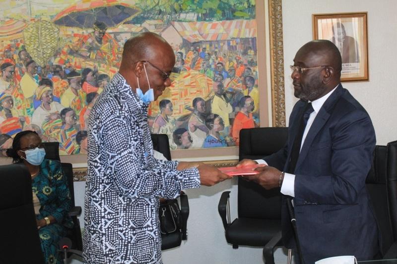 Art ivoirien Yacouba Konaté, ex-DG du MASA, part avec 42 mois d'arriérés de salaire