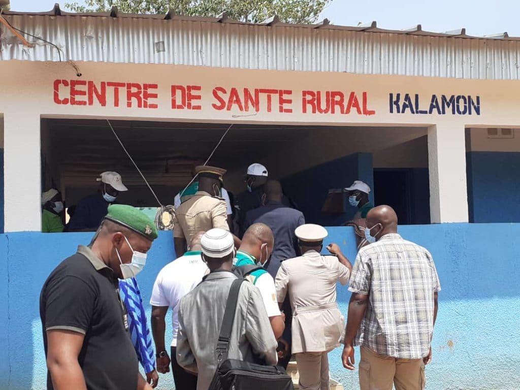 Début de réponse de l'État ivoirien à la vulnérabilité de ses frontières