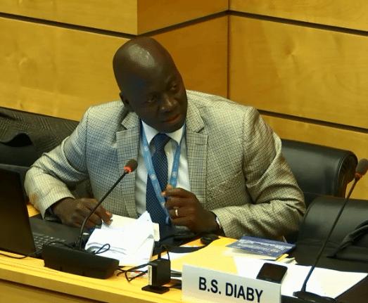 Elimination discrimination raciale l'Ivoirien Sidiki Bakari Diaby élu au CERD à New-York