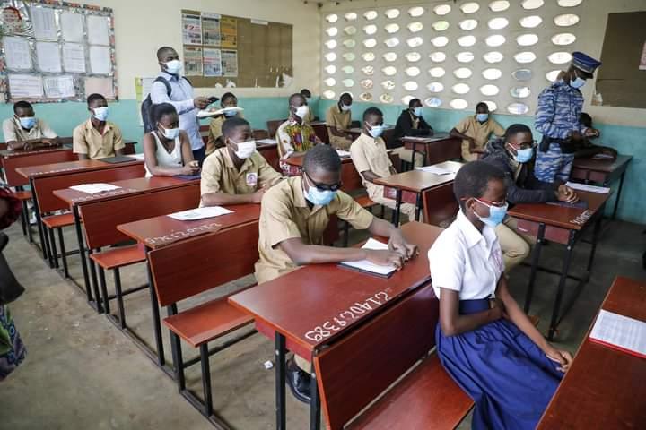 Examen BEPC reprise de l'épreuve de physiques en Côte d'Ivoire mercredi