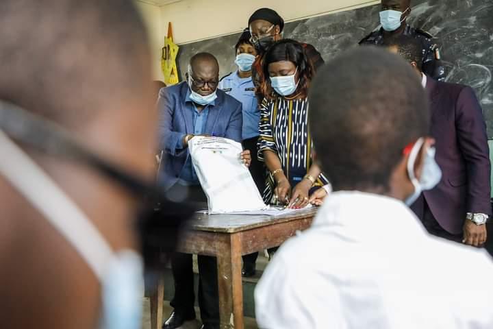 Examens scolaires en Côte d'Ivoire 4 enseignants fraudeurs épinglés
