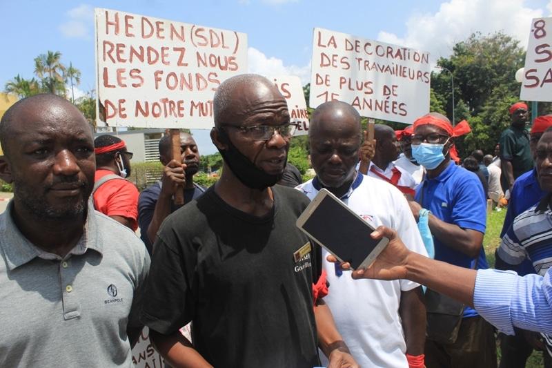 Golf hôtel d'Abidjan les agents suspendent leur grève pour les pourparlers
