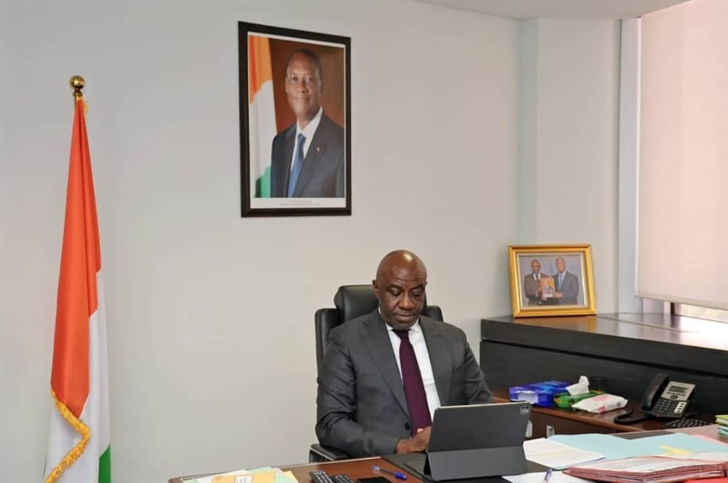 Internet arrivée prochaine de la 5 G en Côte d'Ivoire (ministre)