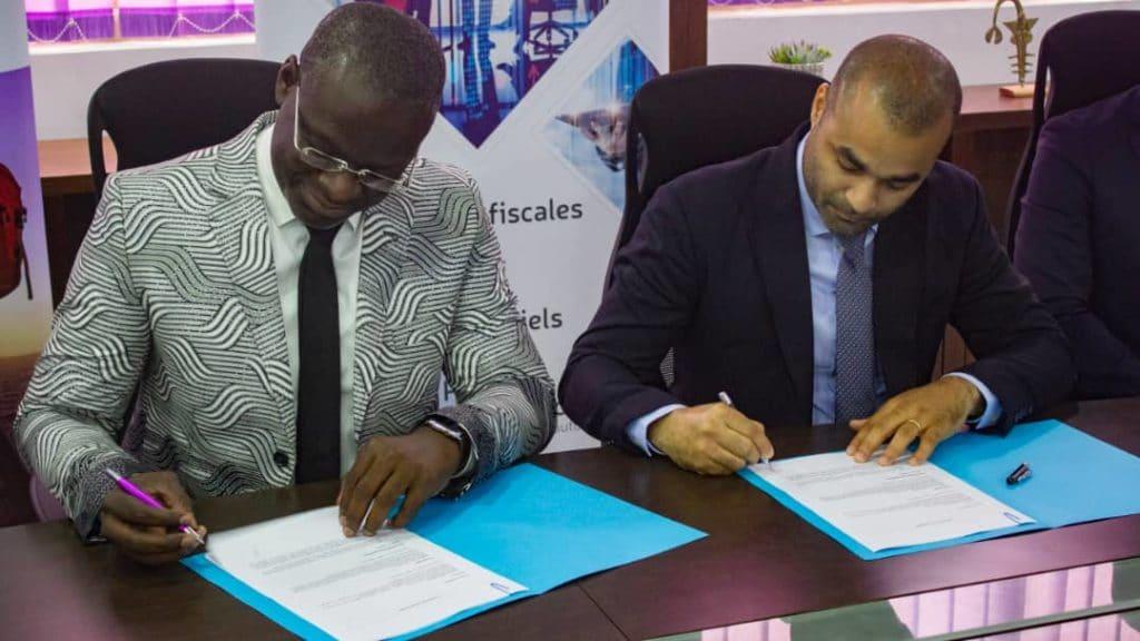 Investissement Grant Thornton et Afrika Forward signent une convention