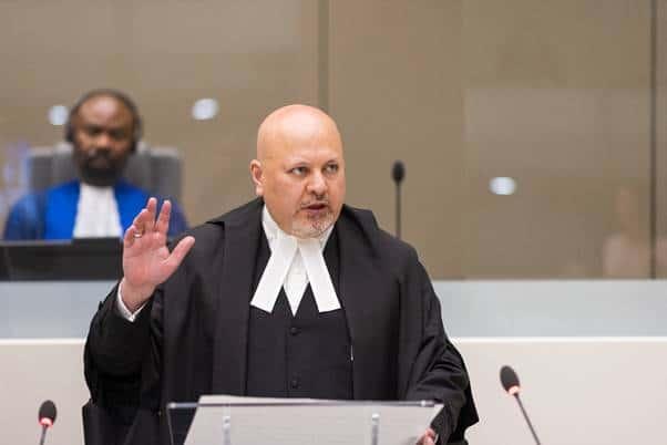 Karim Asad Ahmad Khan officiellement procureur de la CPI