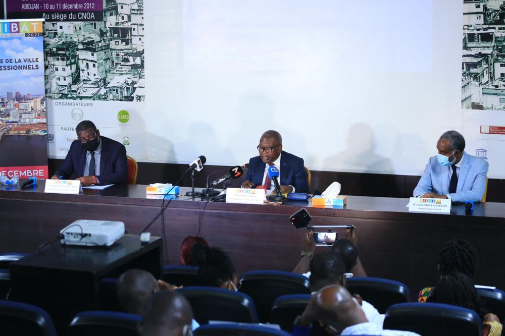 Lancement à Abidjan du salon de l'architecture et du bâtiment