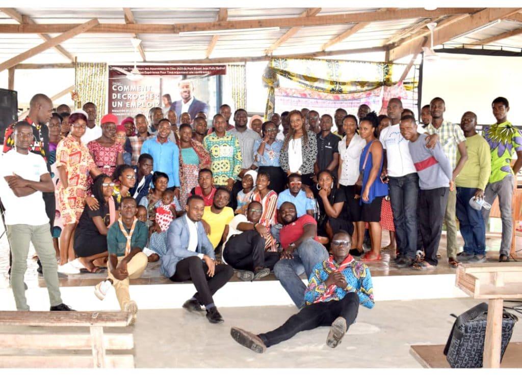 Les fidèles d'une église formés sur l'employabilité en Côte d'Ivoire
