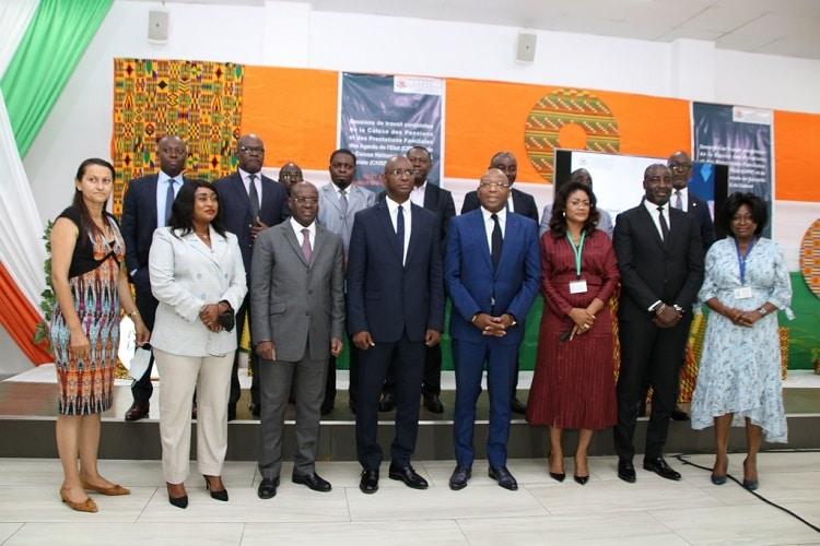 Sécurité sociale des caisses sociales du Gabon s'inspirent de l'expérience de la CGRAE