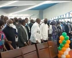 gbagbo Cathédrale