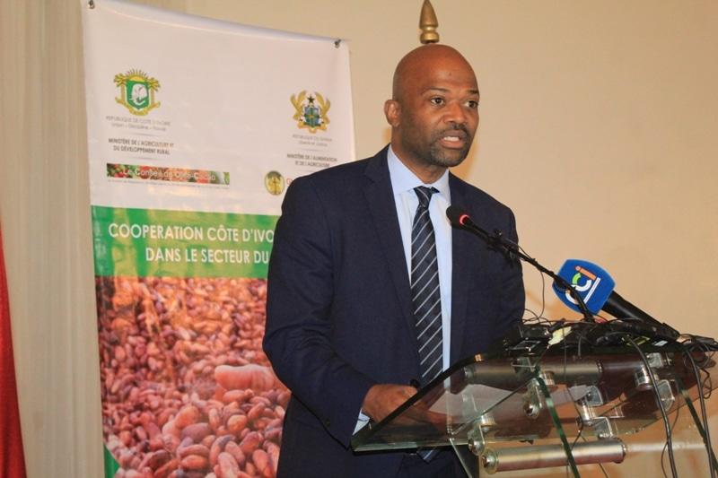 l'Ivoirien Alex Assanvo désigné secrétaire exécutif de l'ICCIG