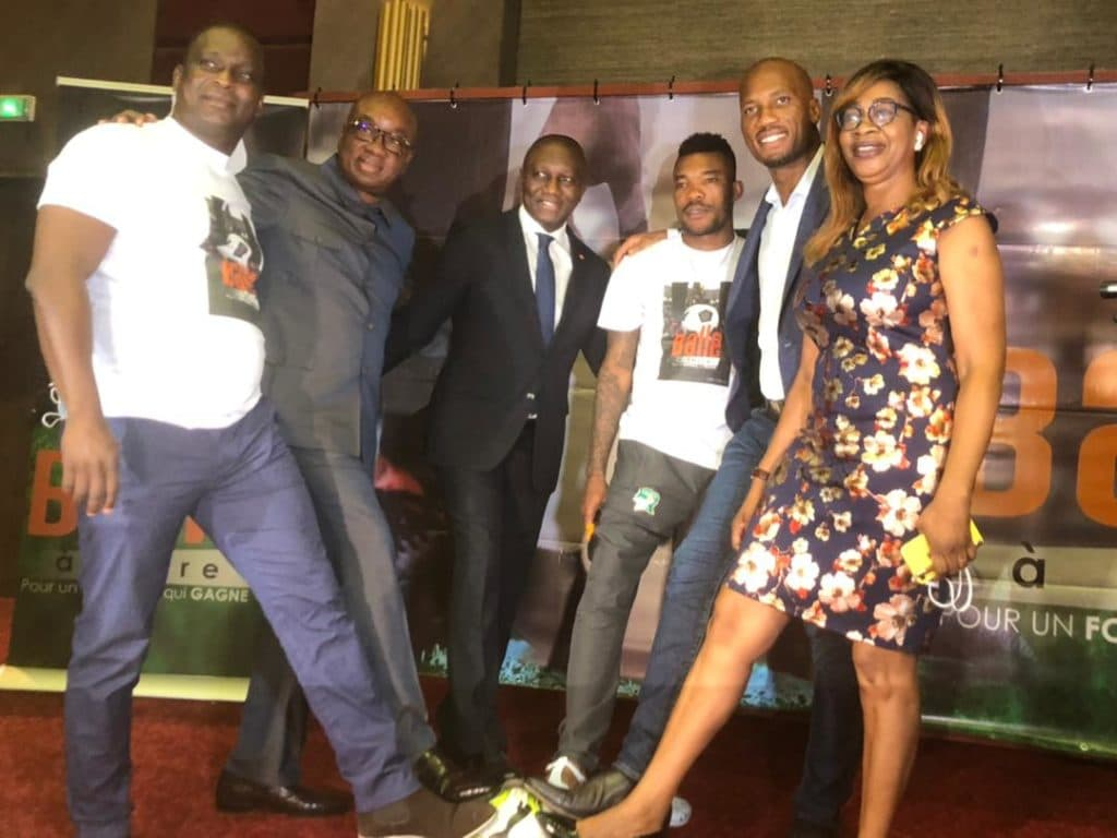 lancement à Abidjan de l'initiative balle à terre