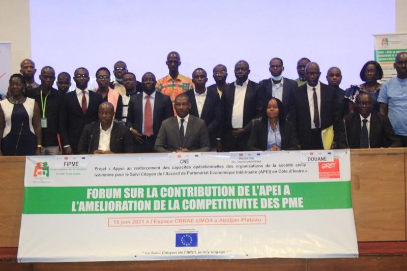 un fonds pour la compétitivité des PME opérationnel en Côte d'Ivoire